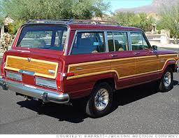 old jeep grand wagoneer 1963 1991 jeep grand wagoneer suvs become collectibles cnnmoney