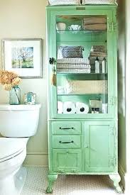 Vintage Bathroom Storage Cabinets Antique Bathroom Cabinets Storage Large Size Of Bathrooms Bathroom