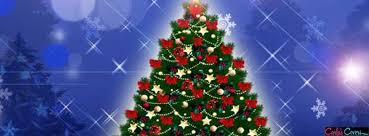 Christmas Decoration For Facebook by Christmas Tree Cover Photos For Facebook U2013 Happy Holidays