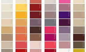palette de couleur peinture pour chambre couleur pour maison interieur decoration d interieur