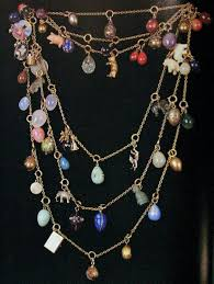 pearl charm necklace images Marie poutine 39 s jewels royals faberg pendants and necklaces JPG