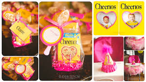 1st birthday themes for kara s party ideas pink cheerios girl 1st birthday party planning ideas