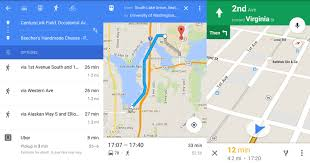 Navigation Map The Basics Of Google Maps For Android Android Central
