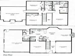 two story open floor plans collection bungalow 2 story house plans photos free home