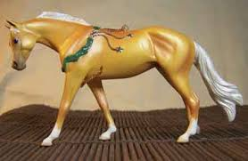 model manufacturers breyer porcelains without tack