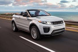 land rover convertible 2017 range rover evoque convertible first test it u0027s cool but