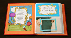 Photo Albums For Babies Dr Seuss Baby Shower Album Simply Styled Home