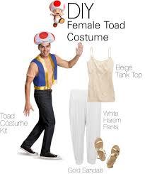 Baby Mario Halloween Costume Diy Super Mario Toad Costume Mario Costumes Halloween Costumes