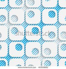 seamless elegant pattern abstract hexagon background stock vector