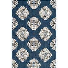 Round Outdoor Rugs by Decorating Interesting Round Pattern Outdoor Rugs Walmart For