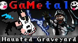 haunted graveyard ghosts u0027n goblins gametal halloween special