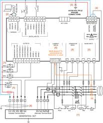 automatic changeover switch for generator circuit diagram u2013 genset