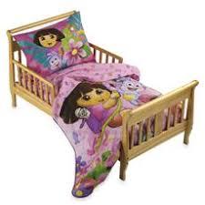 dora the explorer canopy toddler bed delta toys