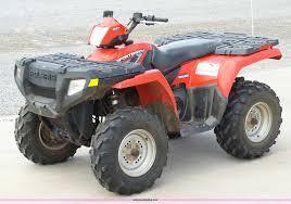 2008 polaris sportsman 500 atv item db4537 sold septemb