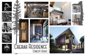 residential studio b crerar residence u2013 concept development