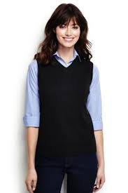 s performance sweater vest from lands end