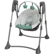 Graco Baby Doll Furniture Sets by Graco Simple Sway Lx With Multi Direction Baby Swing Teddy