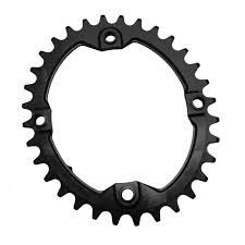 works components 32t oval narrow wide chainring 104bcd fitment