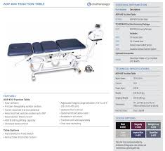 what is a traction table special needs physical therapy treatment equipment