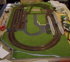 Garden Railway Layouts Model Railway Layout Page