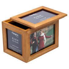 4x6 Photo Box Oak Photo U0026 Picture Frames Ebay