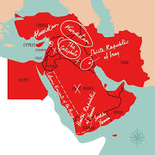 New Ottoman Empire Would New Borders Less Conflict In The Middle East Wsj