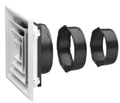 Floorregisters N Vents by 8 Round Ceiling Diffuser With Damper Grihon Com Ac Coolers