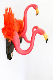 lawn flamingo taxidermy tutorial salty canary