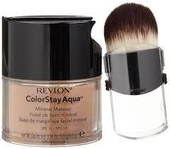 Bedak Revlon Colorstay revlon colorstay aqua mineral makeup fair light 0 35