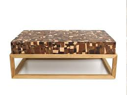 Folded Carpet Coffee Tables  Practical Table - Wooden table designs images