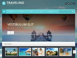 10 responsive wordpress themes and templates for travel agencies