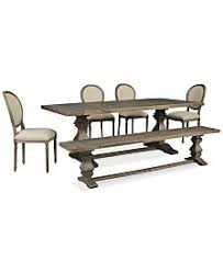 wood dining room sets dining room sets macy s