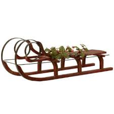 cheap sleigh decoration find sleigh