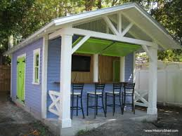 backyard bar west palm livable shed design ideas artist studio guest cottage snack