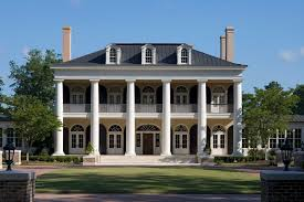 Colonial Home Decorating Colonial Home Decor Exterior Traditional With Southern Style