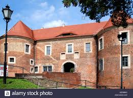 Bad Belzig Torhaus Der Burg Eisenhardt In Bad Belzig Stockfoto Bild