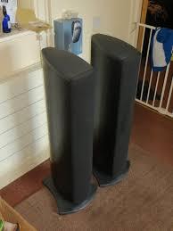 nice speakers mission e34 floor standing speakers very nice speakers in