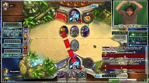 hearthstone ranked kappa fools day legend mech mage deck 1 2