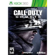 call of duty ghosts xbox 360 walmart com