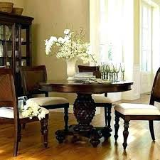 tommy bahama dining table tommy bahama dining set round pedestal dining table home home