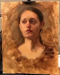 great camaraderie at the salmagundi club u0027s portrait competition