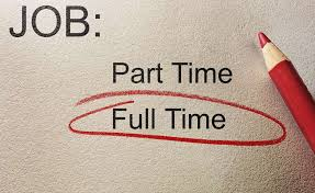 How To Write A Good Resume For A Job by Turning A Part Time Job Into A Full Time Job Careerbuilder