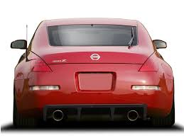 nissan 350z nismo specs 2003 2008 350z rear bumper u0026 rear lip 2003 2008 nissan 350z