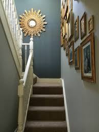Hallway Paint Ideas by Hallway Painted In Farrow And Ball Pavilion Grey And Down Pipe