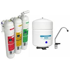 Faucet For Reverse Osmosis System Aquatic Life Twist In 3 Stage Reverse Osmosis System With 2 8