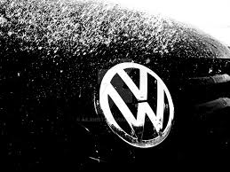 volkswagen logo black and white volkswagen logo rain on me by ailanista on deviantart