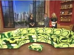 go retro retro couch wins regis and kelly contest