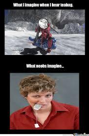 Tea Bag Meme - teabag by troll lord404 meme center