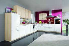 20 awesome color schemes for a modern kitchen fuchsia light neutrals kitchen
