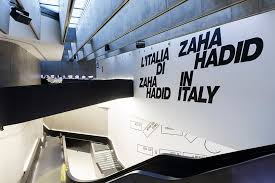 designboom italy maxxi commemorates zaha hadid s enduring relationship with italy in